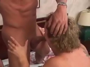 Mature Milf Chubby bbw Double Penetration