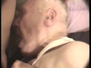 grandpa suck cock