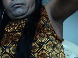 Indian girl shaving armpits hai ... free