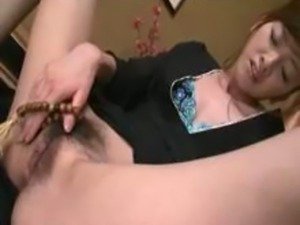 Horny Asian Widow