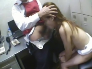 Shy Girl caught stealing fucked free
