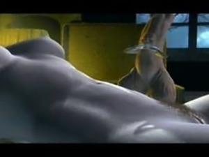 3D Dark Penis House