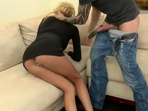 Hot Victoria gets fucked hard in the ass