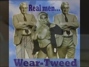 Older Men With Woman 14 Wear-Tweed