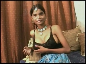 "Indian Slut ""Teen"" Punja takes  ... free"