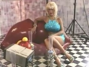 Louise Armani in 'Every woman has a foot fantasy'