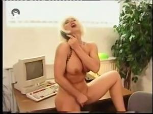Lynda Leigh in Pink