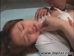 Asian minx taste fresh jizz free