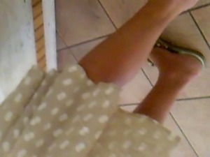 beautiful feet of my aunt lorella