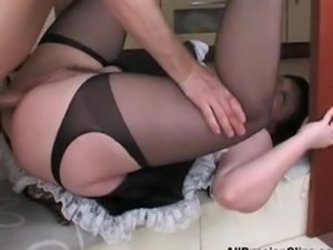 Russian Mom Gives Ass And Cleans Every Drops russian cumshots swallow