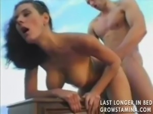 Hot Euro girl easy anal sex out ... free