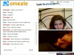 18yo Teen Has Cybersex On Omegle