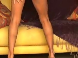 This is a rare video of Autumn Austin doing a strip from the dvd Matrix...
