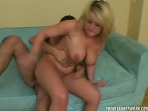Smokin hot blonde slut Velicity Von is a GradeA slut