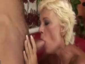 Hairy Mature Amateur Loves Younger by TROC