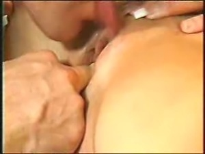 Mature woman in shower