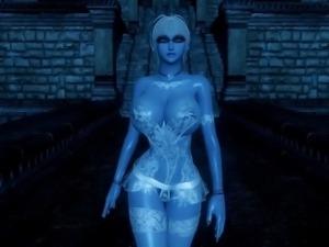 3D Lady Style