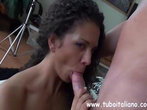 Italian Wife Casting Provino Porno