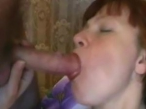Amateur Russian Mommy Gets Fucked