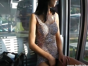 Jb HotKinkyJo - Public Anal Fisting