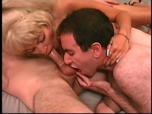 MMF Bisexual Threesome 66