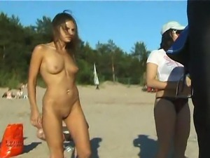 Beach,nudism,nudist,amateur,public