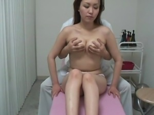 Spycam wife forced massage orgasm free