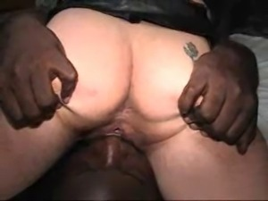 Mature Asian Cream Pied By Black And White Cocks !