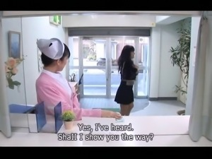 Tokyo Train Girls 3 The Sensuous Nurse