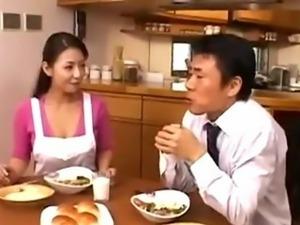 P1 Erotic Young Wife Newbie MILF Porn - Ryoko Murakami