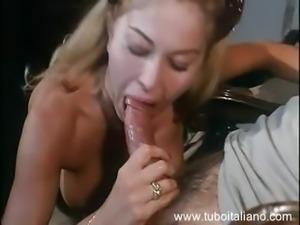 Moana Pozzi and Rocco Siffredi