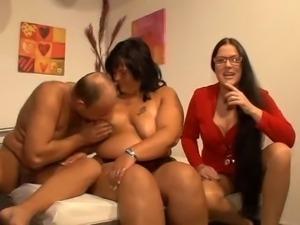 German ffm anal