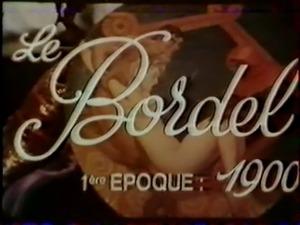 Le bordel - french vintage