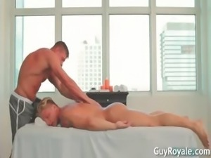 Massage Me Some More  Tyler Saint part6