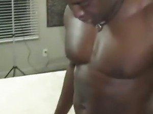 Squirting Wife Gets BBC Creampie