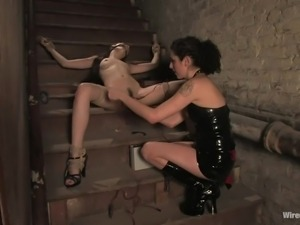 the stairways of pleasure and pain