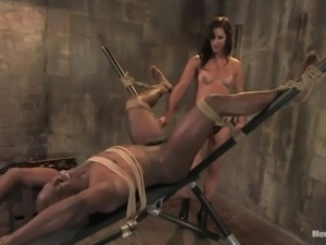 black male fucked in his ass by a milf
