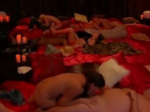 love making in red room eliminates shyness of sex in group @ season 2, ep. 1