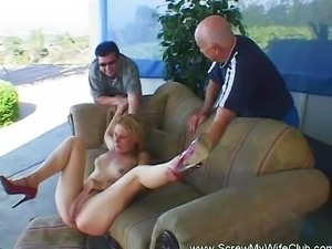 Let me watch you fuck my wife