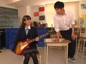guitar and fucking lessons