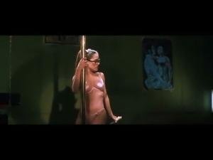 SALMA HAYEK STRIP DANCES AND RIDES YOUR COCK !!