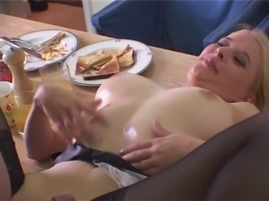 British House Maid Anal