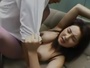 Perfect hairy analhole sex from Tokyo