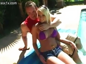 Shawna Lenee and Lucky Benton