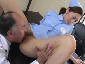 old doc dishonors his nurse