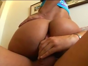 Mayara Shelson Bubble Butt Brazilian Anal