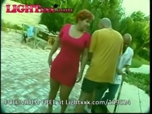 Red-headed MILF knows how to please Grandpa free