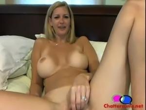 Nice Titties MILF Masturbating - Chattercams.net free