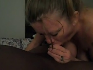 Mature wife first time interracial sex