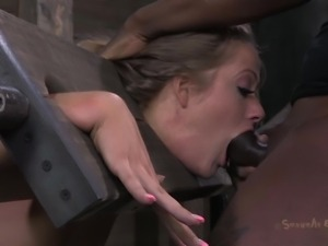 whore being dominated punished and fucked
